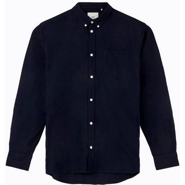 Minimum Jay 2.0 Long Sleeved Shirt - Navy Blazer