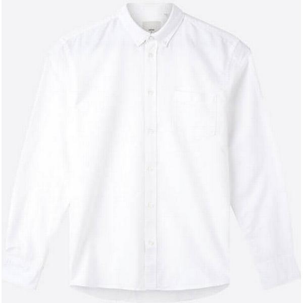 Minimum Jay 2.0 Long Sleeved Shirt - White