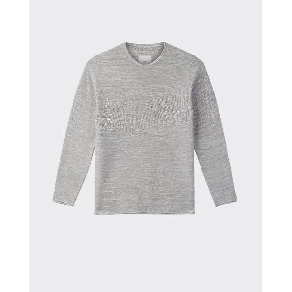 Minimum Reiswood 2.0 Jumper - Light Grey Melange