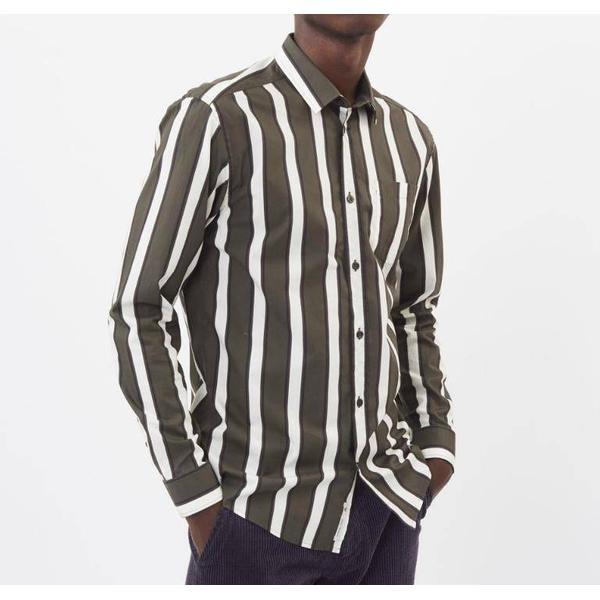 Minimum Believe Long Sleeved Shirt - Racing Green