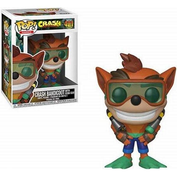 Funko Pop! Crash Bandicoot