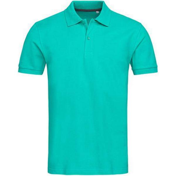 Stedman Henry Polo Shirt - Bahama Green