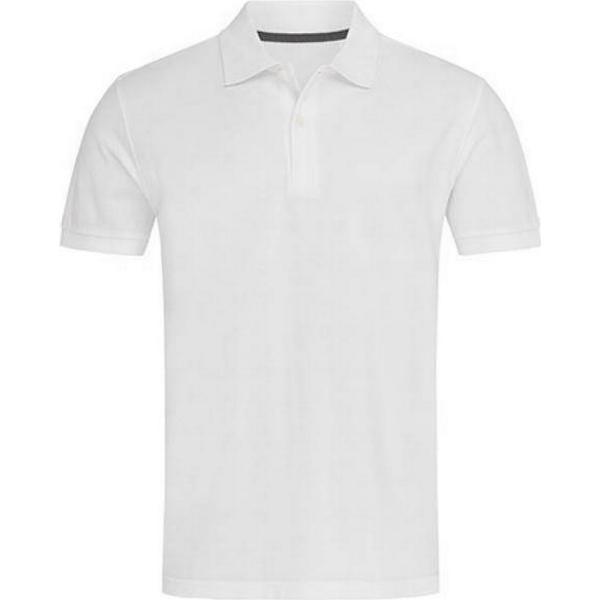 Stedman Henry Polo Shirt - White