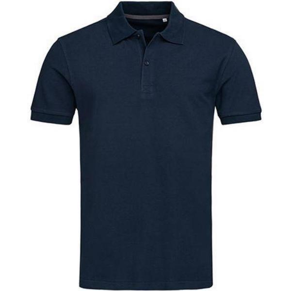 Stedman Henry Polo Shirt - Marina Blue