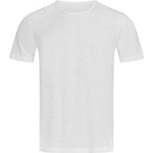 Stedman Shawn Crew Neck T-shirt - White