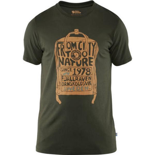 Fjällräven Kånken T-shirt - Deep Forest