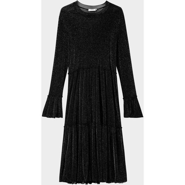 Minimum Maxs Midi Dress Black