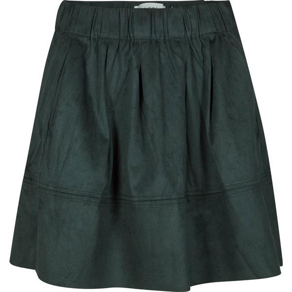 Minimum Kia Short Skirt Fall Green