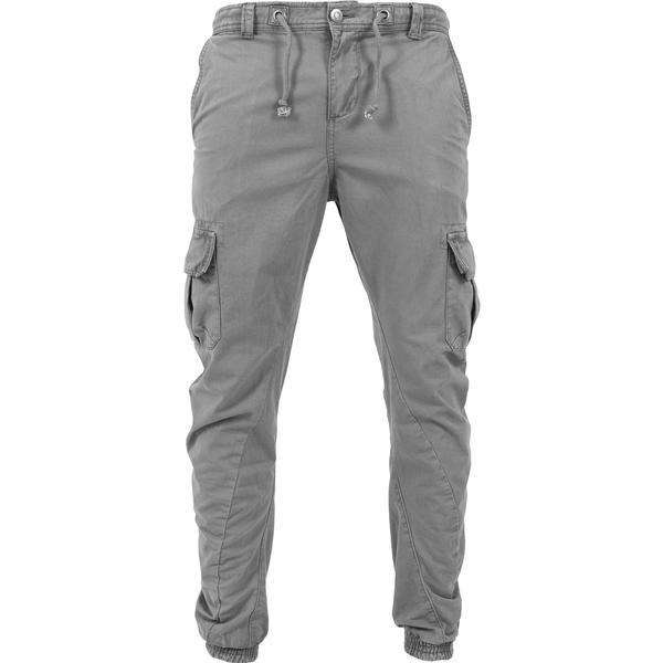 Urban Classics Cargo Jogging Pants - DarkGrey