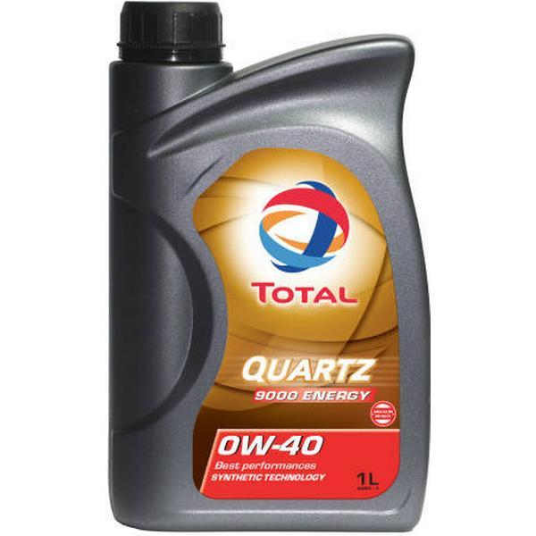 Total Quartz 9000 Energy 0W-40 1L Motor Oil