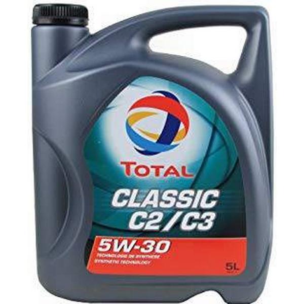 Total Classic C2/C3 5W-30 5L Motor Oil