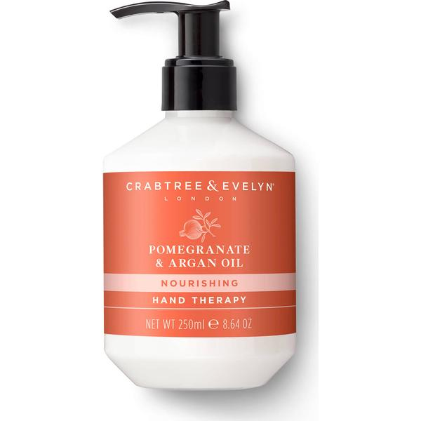 Crabtree & Evelyn Pomegranate & Argan Oil Nourishing Hand Therapy Large 250ml