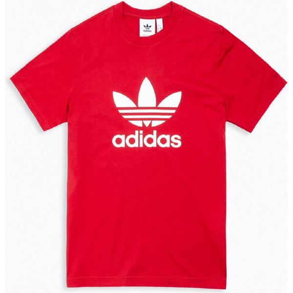 Adidas Trefoil Tee - Power Red