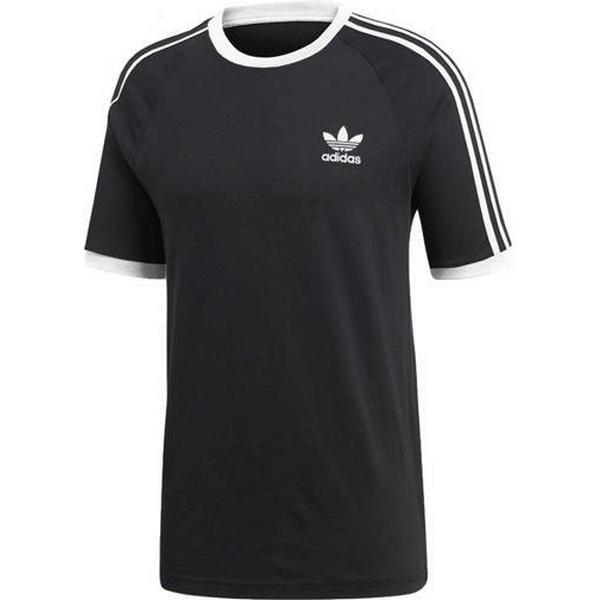 Adidas 3-Stripes T-shirt - Black