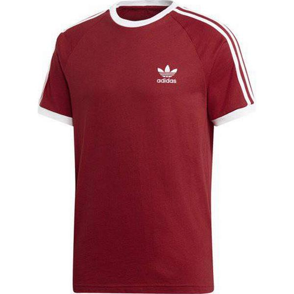 Adidas 3-Stripes T-shirt - Power Red