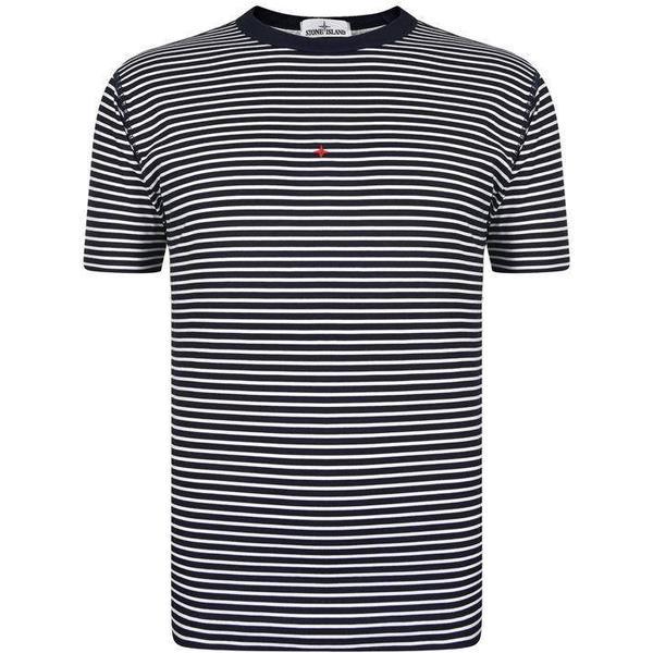 Stone Island Marina Short Sleeve T-shirt - Blue V0028