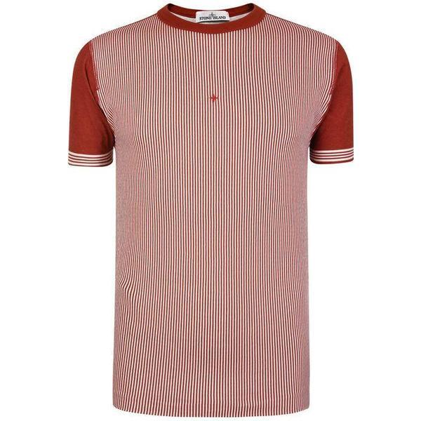 Stone Island Marina Short Sleeve T-shirt - Mattone V0015