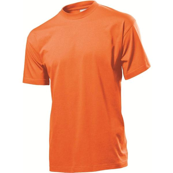 Stedman Classic Crew Neck T-shirt - Orange