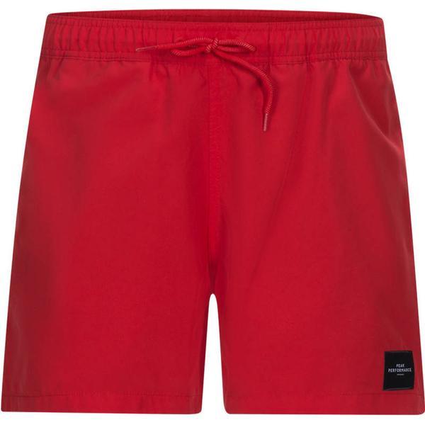 Peak Performance Jim Swim Shorts - Chinese Red