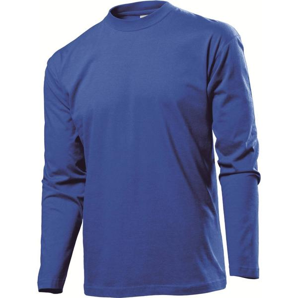 Classic Long Sleeves Bright Royal (ST2500)