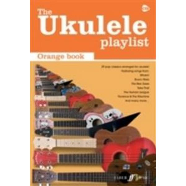 Ukulele Playlist: Orange Book