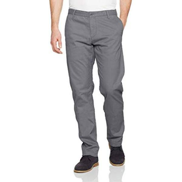Dockers Washed Chino - Burma Grey/Grey