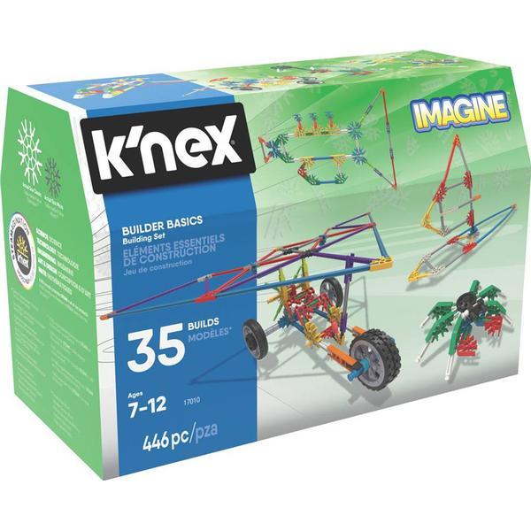 Knex Imagine Builder Basics Building Set