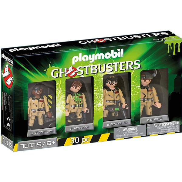 Playmobil Ghostbuster Collector's Set 70175