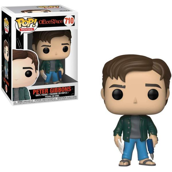 Funko Pop! Movies Office Space Peter Gibbons