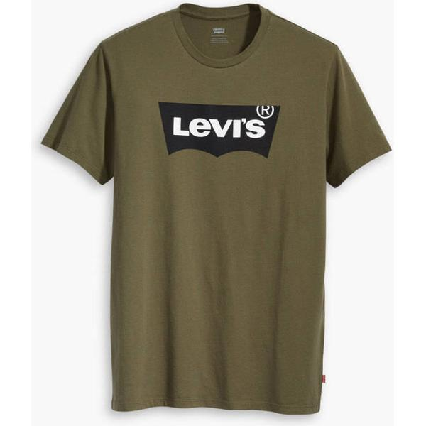 Levi's Classic Logo Tee - Tech Olive Night/Green