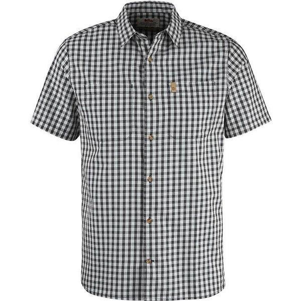 Fjällräven High Coast Shirt SS - Dark Grey
