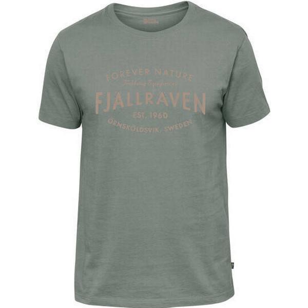 Fjällräven EST. 1960 T-shirt - Sage Green