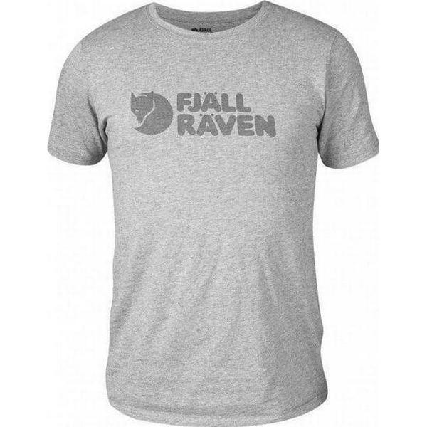 Fjällräven Logo T-shirt - Grey