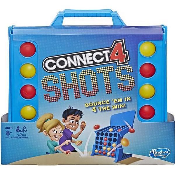 Hasbro Connect 4: Shots