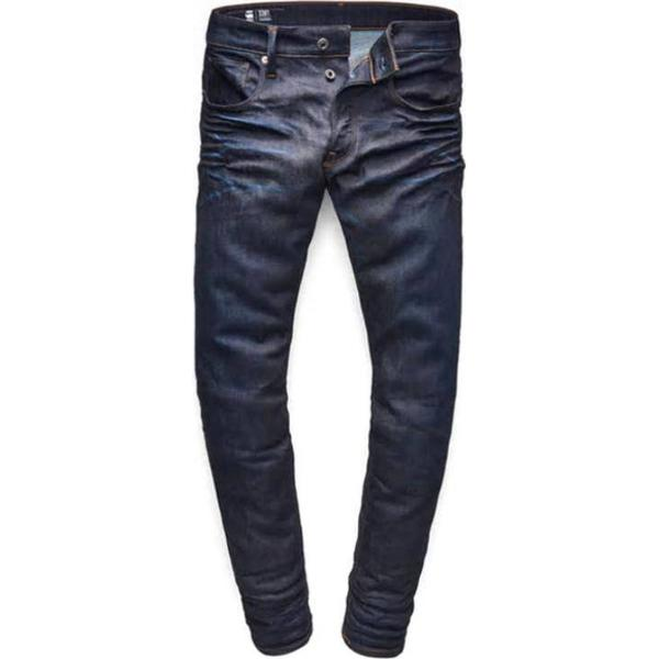 G-Star 3301 Straight Tapered Jeans - Dark Aged