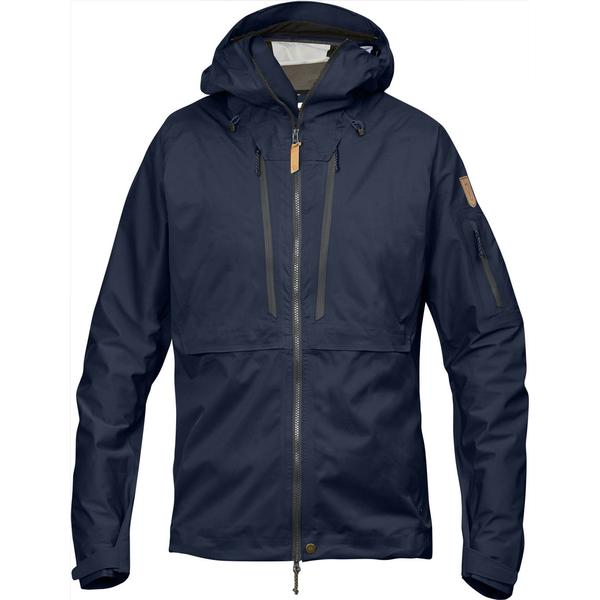Fjällräven Keb Eco Shell Jacket - Dark Navy