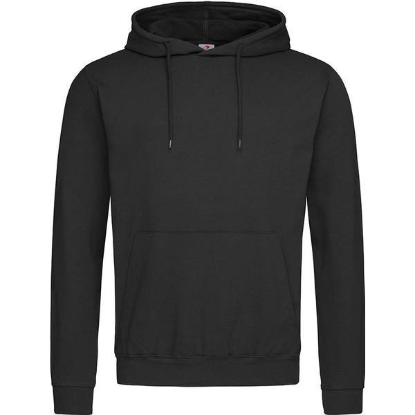 Stedman Hooded Sweatshirt - Black Opal