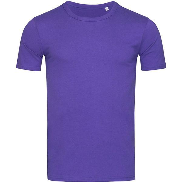 Stedman Morgan Crew Neck T-shirt - Deep Lilac