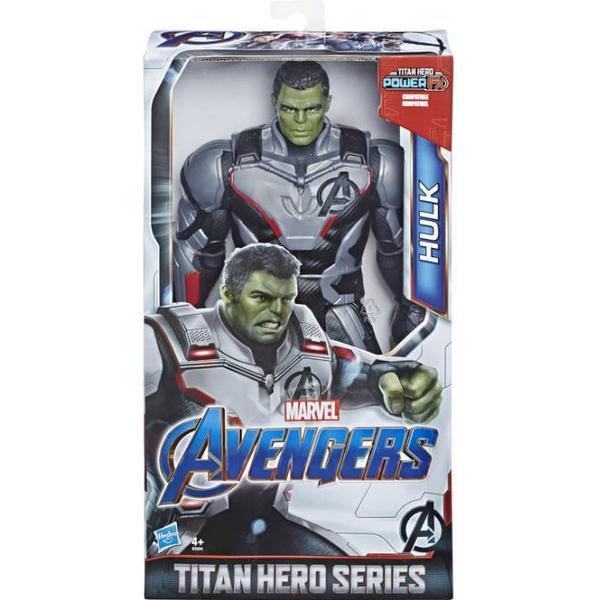 Hasbro Marvel Avengers Hero Deluxe Figure Hulk 30cm