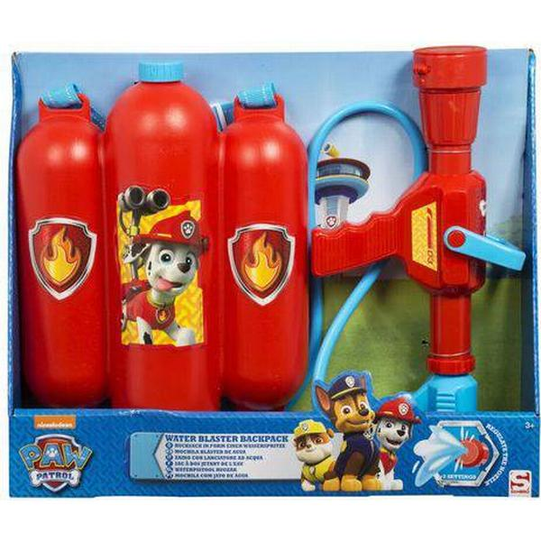 Sambro Paw Patrol Water Blaster Backpack