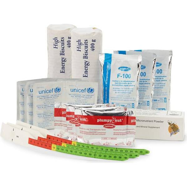 UNICEF Svältkatastrofpaket