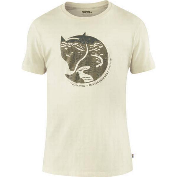 Fjällräven Arctic Fox T-shirt - Chalk White
