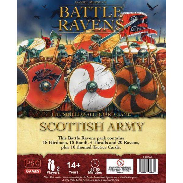 Battle Ravens: Scottish Army