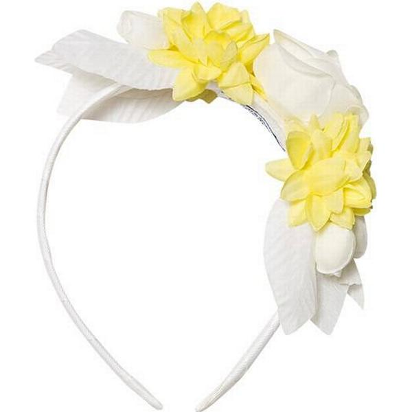 31edf62610f4 Mayoral Floral Hairband - Off White (29-10589-033) - Hitta bästa ...