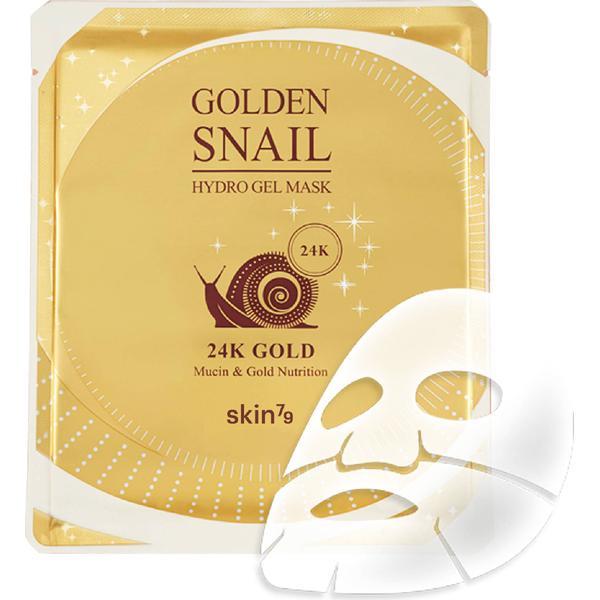 Skin79 Golden Snail Gel Mask 24K Gold