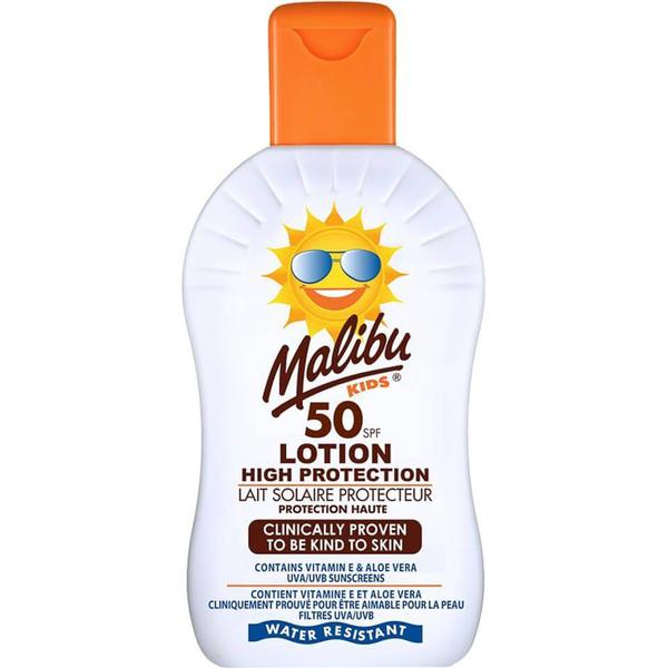 Malibu Malibu High Protection Kids Lotion SPF50 200ml
