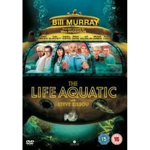 Life aquatic with Steve Zissou (DVD)