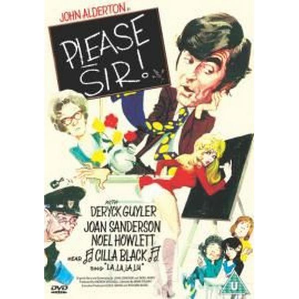 Please Sir - the movie (DVD)