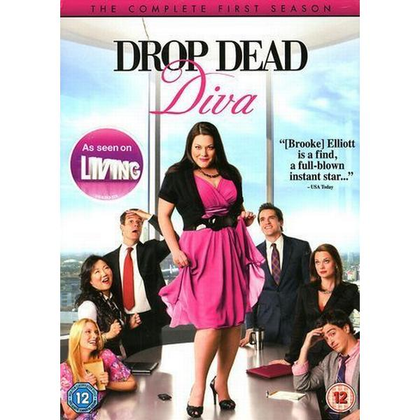 Drop dead diva - Season 1 (3-disc)
