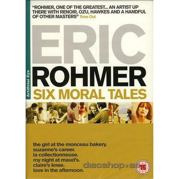 Eric Rohmer: Six moral tales (DVD)